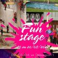 Stage GAF (filles) pour les groupes D2, D3 et D4 du 16 au 20 aout 2021